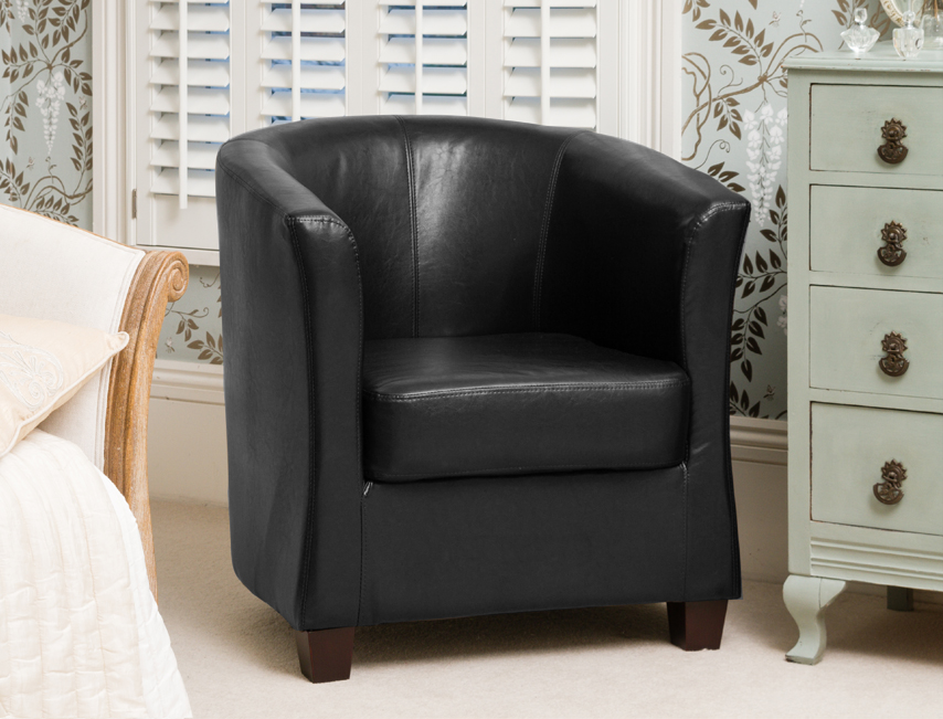 Amersham tub chair black