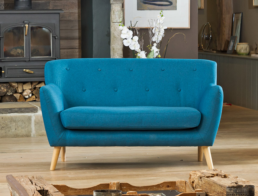 Cheshunt 2 seat teal